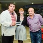 Дмитрий Халаджи, Анастасия Бондарева, Виктор Андриенко