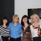 Анастасия Бондарева, Виктория Тигипко