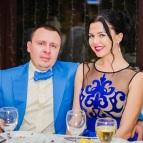 Галина Нам на Благотворительном Балу 2015