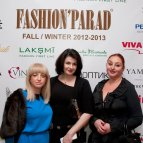Fashion Parad 2012-2013