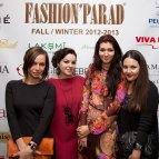 Fashion Parad 2012-2013
