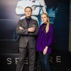 Показ 24-го фильма о Джеймсе Бонде 007: Спектр