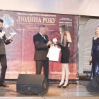 Людина Року, Днепропетровск