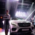 Презентация Mercedes-Benz, Днепропетровск