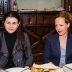 Татьяна Корсунская, Ютта-Мария Бёнерт