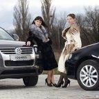 Фотосессия для Volkswagen