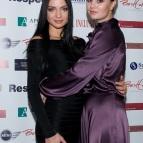 Виктория Жукова и Эльмира Поляева