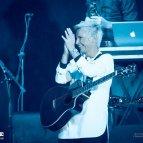 Юбилейный тур группы «Сурганова и оркестр». Концерт в Днепропетровске.