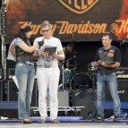 Мисс Harley-Davidson на Бест Сити