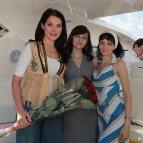Влада Литовченко, Наталья Самарина, Анастасия Бондарева