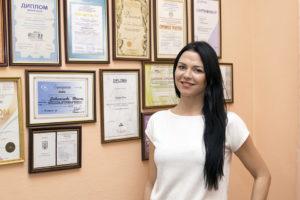 Галина Нам, врач-косметолог, Украина