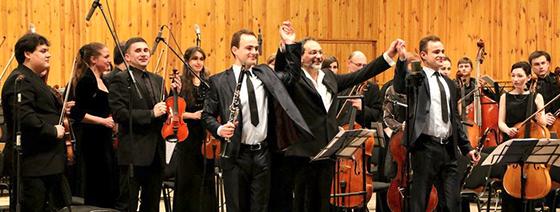 Концерт Симфонического Оркестра FESTIVAL