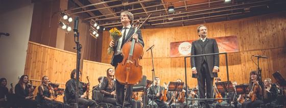 Музыка без границ звучала в Днепропетровске целых четыре дня