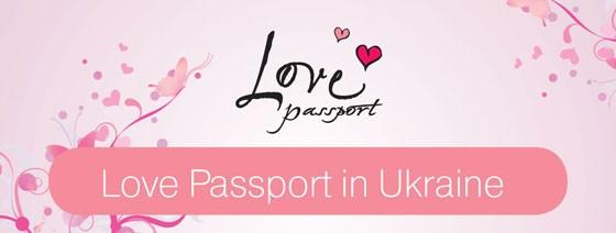 Love Passport in Ukraine