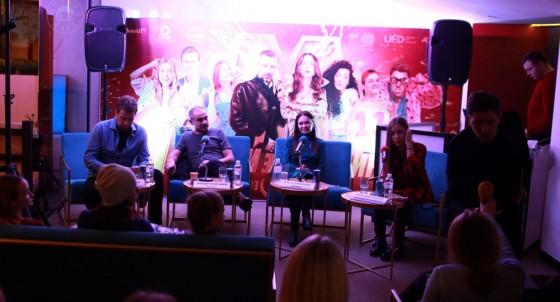 В Multiplex в ТРЦ Dafi состоялся допремьерный показ фильма  «11 друзей из Моршина».
