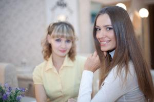 Интервью с Анютой Андриенко